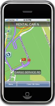 gmap iphone