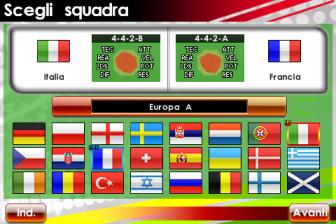 real football 2009 italia francia