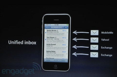 inbox unificata
